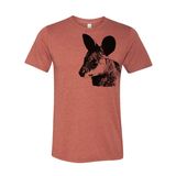 Wallaby - Unisex Tee - Animals Anonymous Apparel