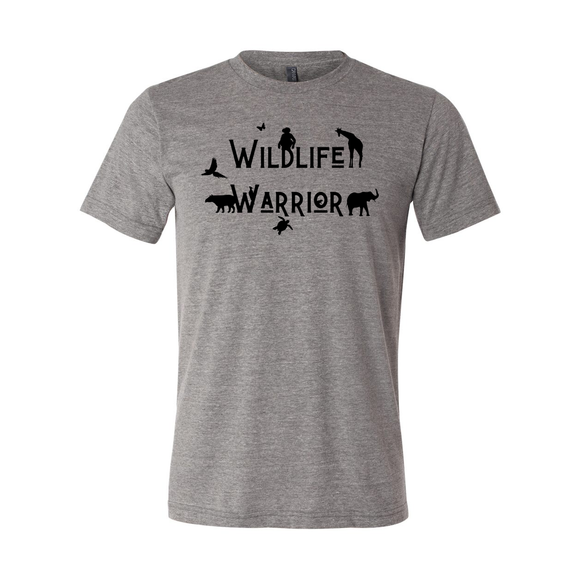 Wildlife Warrior - Unisex Tee - Animals Anonymous Apparel