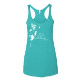 Painted Dog Wild Thing - Racerback Tank - Animals Anonymous Apparel