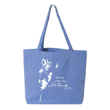 Painted Dog Wild Thing - Large Tote - Animals Anonymous Apparel
