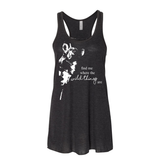 Painted Dog Wild Thing - Flowy Tank - Animals Anonymous Apparel