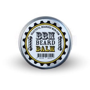BBM Beard Balm - BEAUTIFUL BEARDED MAN