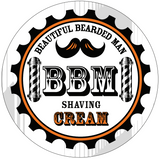 BBM Shave Cream wholesale - BEAUTIFUL BEARDED MAN