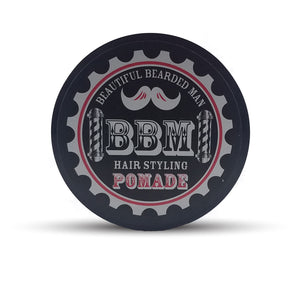BBM Hair Pomade - BEAUTIFUL BEARDED MAN