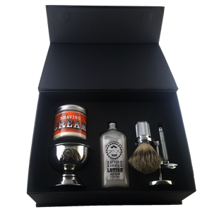 BBM Safety Razor Shave Set CHR whole sale - BEAUTIFUL BEARDED MAN
