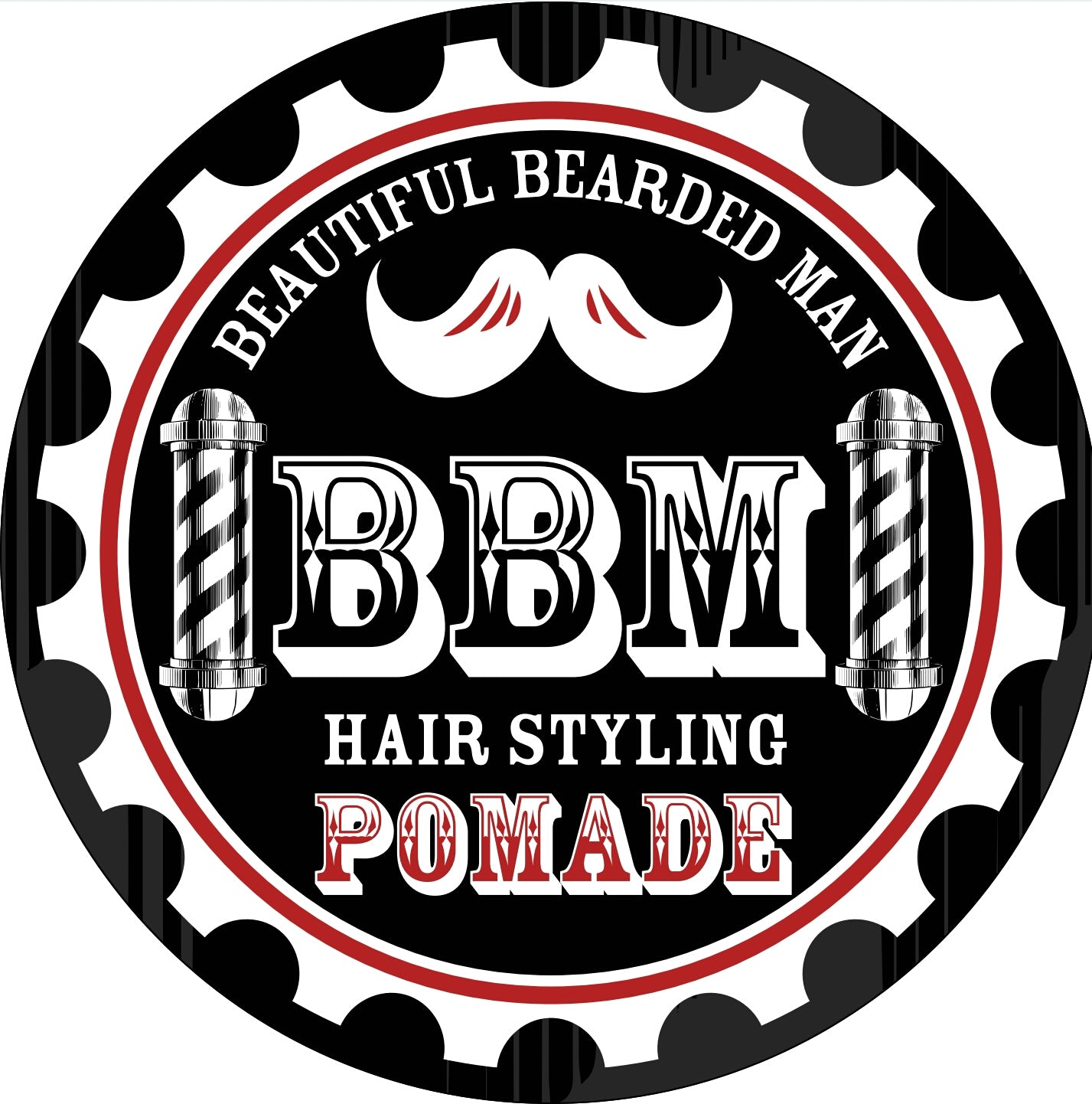 BBM Hair Pomade wholesale - BEAUTIFUL BEARDED MAN