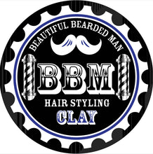 Load image into Gallery viewer, BBM Hair Clay wholesale - BEAUTIFUL BEARDED MAN