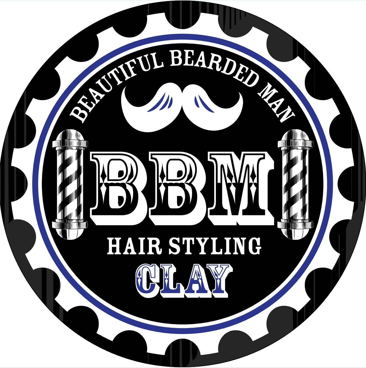 BBM Hair Clay wholesale - BEAUTIFUL BEARDED MAN