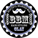 BBM Hair Clay - BEAUTIFUL BEARDED MAN