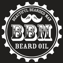 Load image into Gallery viewer, BBM Beard Oil - BEAUTIFUL BEARDED MAN