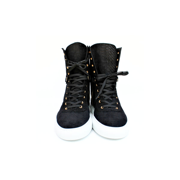 The Mascavii Sneaker-boot, hottest luxury sneaker
