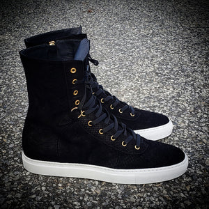 Mascavii Luxury Sneaker Boot Noir
