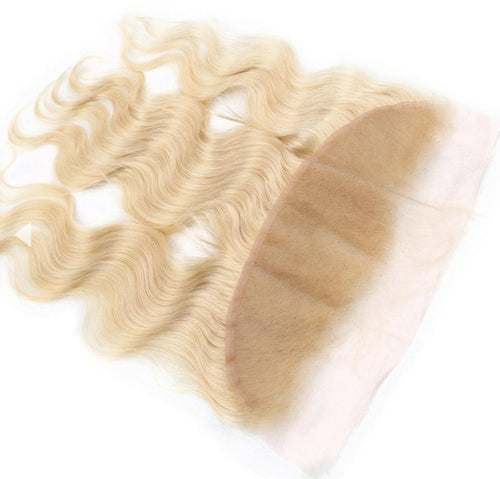 Blonde Body Wave Frontals