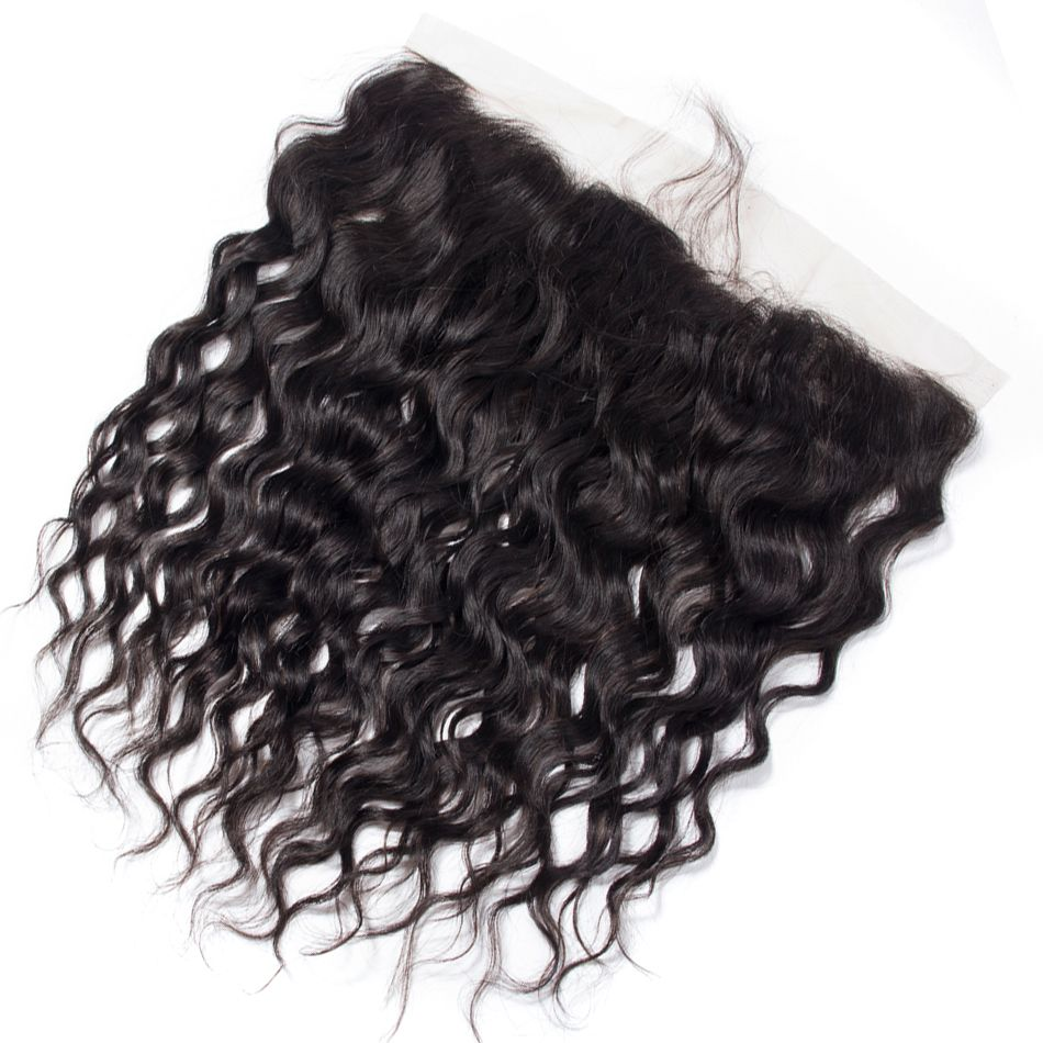 Italian Curly Lace Frontal