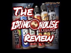 Grindhouse Eliquid Full Line Review