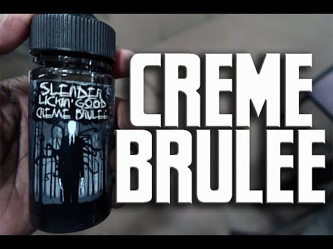 Elusive- Slinder Lickin' Good Creme Brulee Review