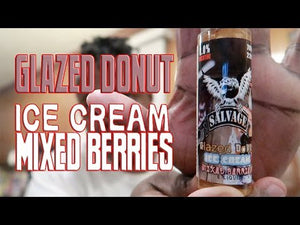 Salvage- Glazed Donut, Ice Cream, Mixed Berries Review