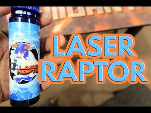 Fog Chaser Vapes- Laser Raptor Review