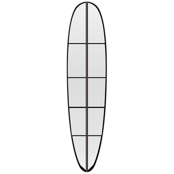 Versa Traction clear DECK grip tape for surfboards
