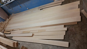 600mm Raw balsa wood