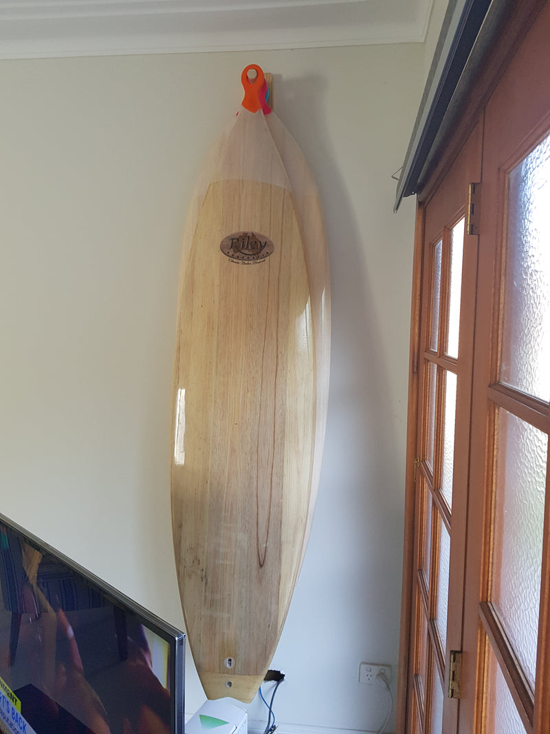 Pinch & Roll Surfboard Holder