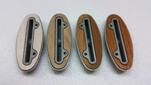 GEARBOX fin systems with wood covers