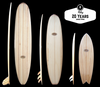 DVD - How to Make a Solid Balsawood Surfboard