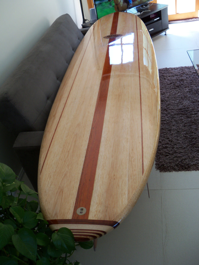 Stand Up Paddle Boards Riley Balsa Wood Surfboards