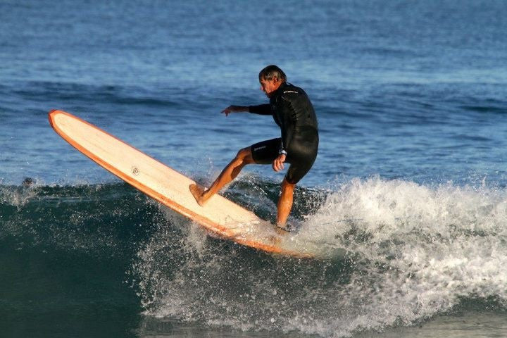 Performance foam core Balsa Longboards and Mals