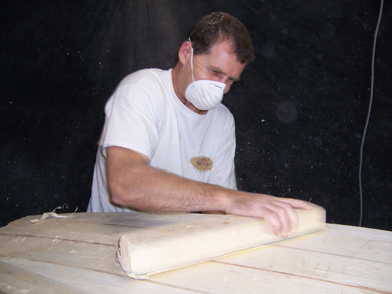 Ebook - How to make a timber surfboard