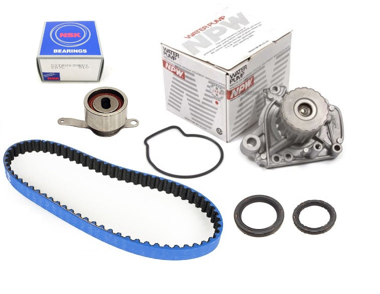 Timing Kit Civic D16Y 96-00 SOHC Correa Bomba Tensor - Unique Auto Parts & Accessories