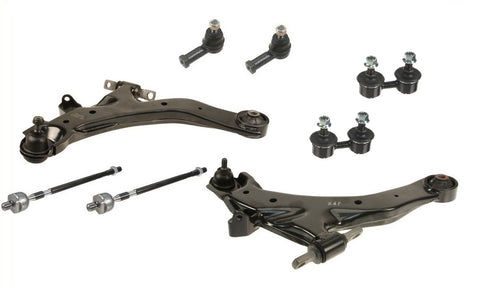 Elantra 01-06 Suspension Delantera Platos Terminales Links - Unique Auto Parts & Accessories