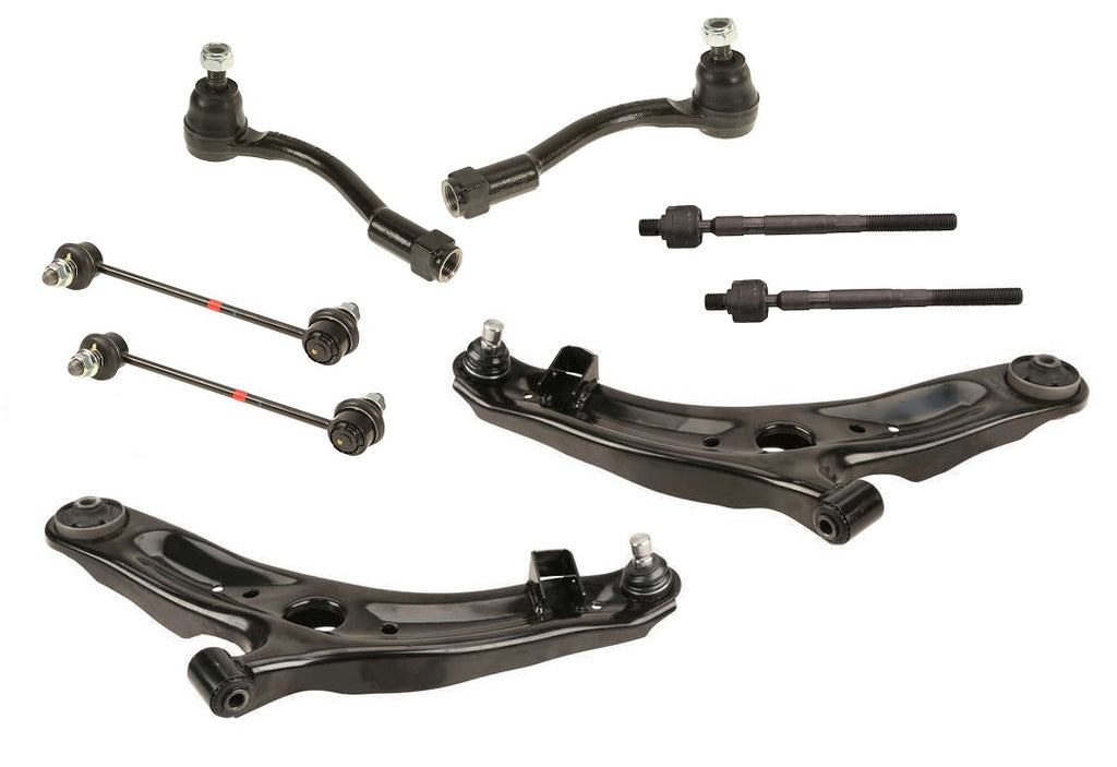 Forte 14-17 Suspension Delantera Platos Terminales Links - Unique Auto Parts & Accessories