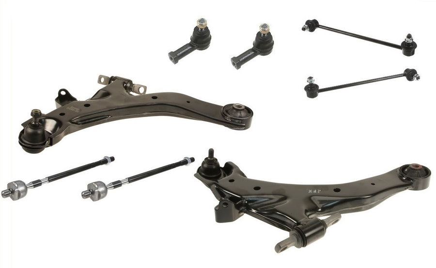 Tiburon 03-08 Suspension Delantera Platos Terminales Links - Unique Auto Parts & Accessories