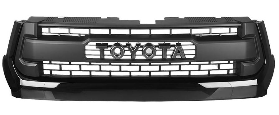 Parrilla TRD PRO Tundra 14-18 Grill - Unique Auto Parts & Accessories