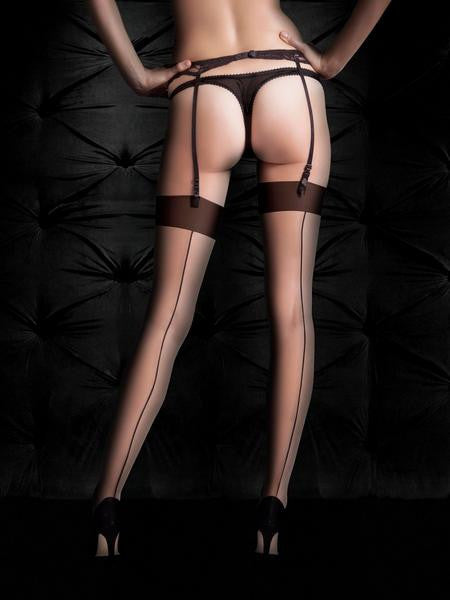Seamed Back Stockings