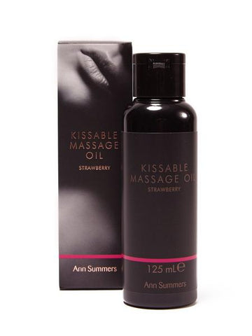 Kissable Massage Oil
