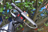 TIGRA power adaptor for BikeConsole with AMPS adaptor