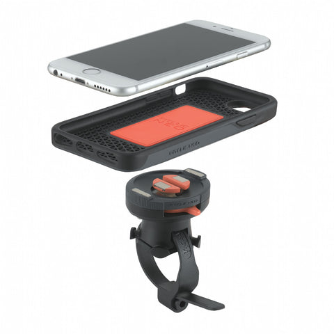 Tigra FitClic Neo Bike Kit for iPhone 6+/6s+/7+/8+