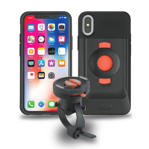 Tigra FitClic Neo Bike Kit for iPhone X