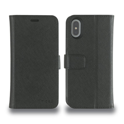 Tigra FitClic Neo wallet cover for iPhone X