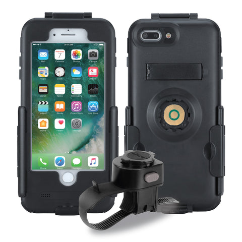 Tigra BikeConsole Bike Kit for iPhone 7 Plus / iPhone 8 Plus (FitClic)