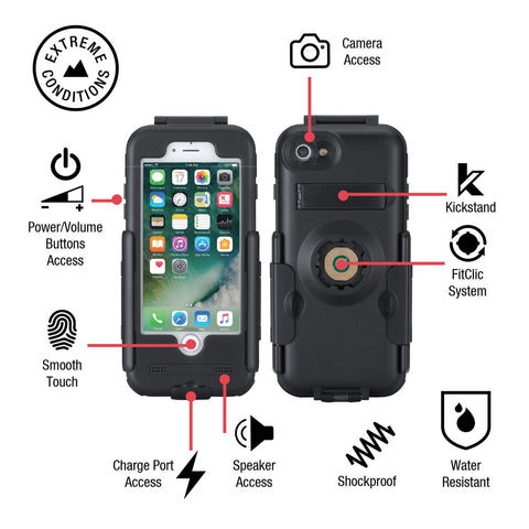 Tigra BikeConsole case for iPhone 7 (FitClic)