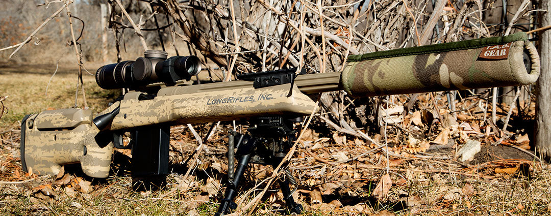 Custom Rifles - The Coyote Rifle – LRI Outlet Store