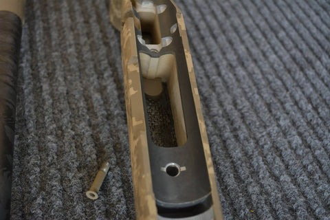 GUNSMITHING SERVICES:  Pillar Bedding