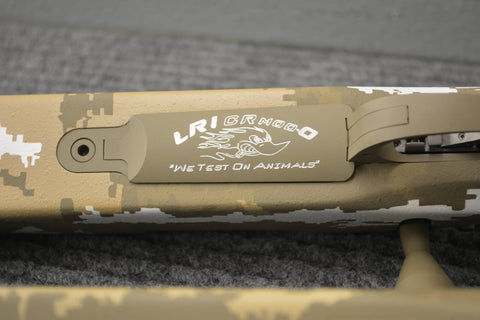 GUNSMITHING SERVICES: Custom CNC Engraving