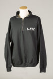 LRI Zip Embroidered Sweatshirt