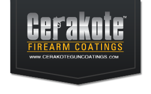 GUNSMITHING SERVICES:  Cerakote Application