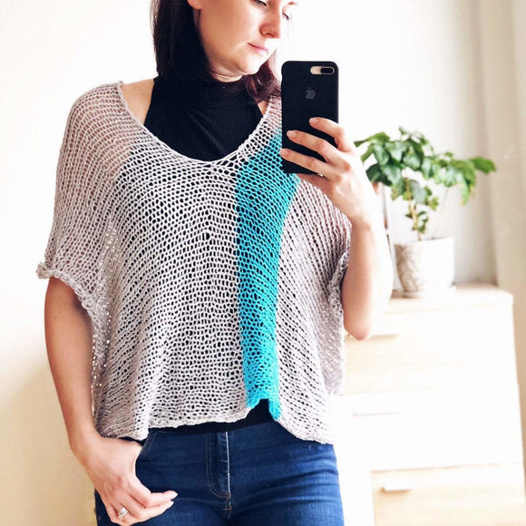 Knitting Tops, Shrugs & Wraps - TheMailoDesign