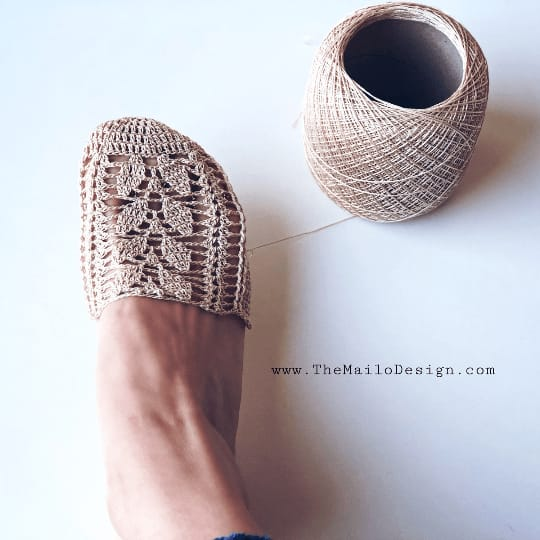Lace Socks - TheMailoDesign